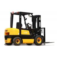 Buy cheap High Rack Warehouse Diesel Powered Forklift Automatic Lift Truck 4T Capacity from wholesalers