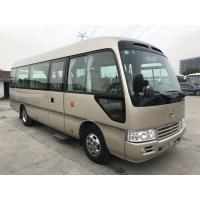 Buy cheap Eight Percent New Used Coaster Bus 2011 Year Toyota Brand With 13 Seats from wholesalers