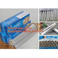 Buy cheap Ultra-Thick Heavy Duty Household Aluminum Foil Roll With Sturdy Corrugated Cutter Box - Heavy Duty Food Safe Foil Wrap from wholesalers