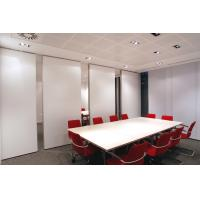 Buy cheap Sliding Office Partition Walls / Decorative Conference Room Dividers from wholesalers