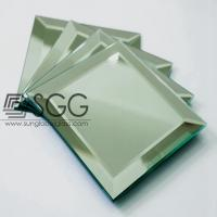 Buy cheap clear silver mirror glass panel 2mm 3mm 4mm 5mm 6mm from wholesalers