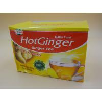 Buy cheap Ginger Tea with Honey Instant Drink Powder Particle Calorie Free 10 G * 20 Pcs from wholesalers