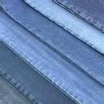 Buy cheap cotton polyester slub denim fabric from wholesalers