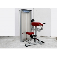 Buy cheap Pneumatic Cylinder Boost Elliptical Tube Full Gym Equipment from wholesalers