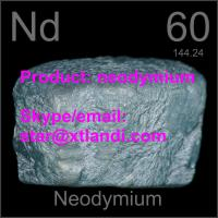 Wholesale neodymium silver-white neodymium cas:7440-00-8 supply crystal neodymium NEODYMIUM BLOCK neodymium from china suppliers