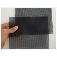 Buy cheap Window Door Stainless Steel Security Screen 304 316 9.5 Mesh Size Powder / PVC Coated from wholesalers