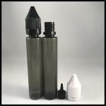 Buy cheap Pharmaceutical Unicorn Pen Bottles , Durable Black 30ml Dropper Bottles from wholesalers