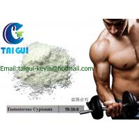 Buy cheap Safely Injectable Testosterone Cypionate / Test Cypionate For Muscle Growth White Crystalline Powder CAS 58-20-8 from wholesalers