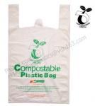 Buy cheap Eco Friendly Plastic D2W EPI Cassava Corn Starch 100% OXO Biodegradable Compostable Die Cut Bags Wholesale from wholesalers