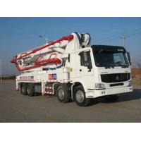 Buy cheap 360 degree concrete placing boom/placer for pump truck from wholesalers
