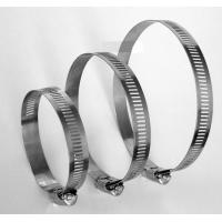 Buy cheap Customized hose clip/hose hoops/hose clamps from wholesalers