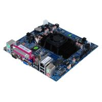 Buy cheap Thick ITX Industrial Embedded Motherboard HDMI Dual Core 1.8GHz D525 from wholesalers