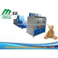 China Hello Kitty Teddy Toy Making Machine Electric Driven For Various Polyester Fiber on sale