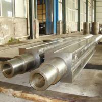 Buy cheap Tetragonal Hollow Shaft, Made of Carbon and Alloy Steel from wholesalers