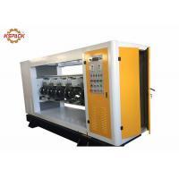 Buy cheap Thin Blade Slitting Machine , Slitter Scorer Machine , Corrugated Cardboard Plant product
