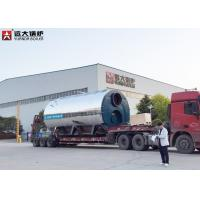 China High Efficiency Fire Tube Steam Boiler Generating For Food Making on sale
