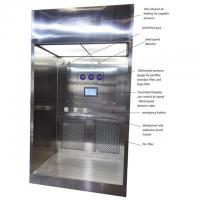 Buy cheap ISO5 Nagative Pressure Unit Downflow Dispensing Booth For Pharma  /  Biotech  Industry from wholesalers