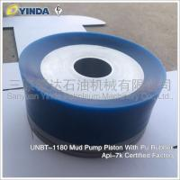 Wholesale Pu Rubber Mud Pump Parts Piston UNBT-1180 Fits 1-1/2'' 1-5/8'' Piston Rods from china suppliers