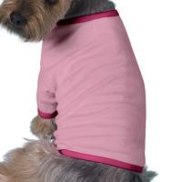 Buy cheap Lovely colorful dog t-shirts 100% cotton from wholesalers