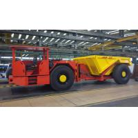 Wholesale Reliable Underground Mining Trucks 10 Tons With High Security Braking System from china suppliers