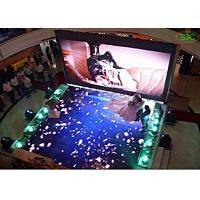 Buy cheap high resolution outdoor p3.91 advertising led screen rental use,digital advertising display screens from wholesalers