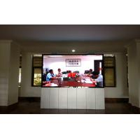 Wholesale SMD 2121 P4 Indoor Flexible Led Screen , 1/16constant Driving For Meeting Room from china suppliers