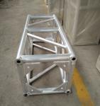 Buy cheap 400mm Aluminum spigot Truss , exhibition Dj lighting truss with Air Bubble Film from wholesalers