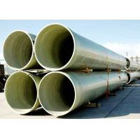 Buy cheap frp grp pipe prices with different specification and customized size from wholesalers