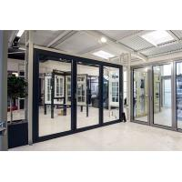Buy cheap Contemporary Design Aluminum Sliding Glass Doors Sound Insulation Customized Size from wholesalers