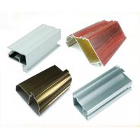 Buy cheap Surface Treatment T Slot Extruded Aluminum Profiles For Windows And Doors from wholesalers