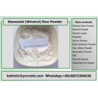 Buy cheap CAS 10418-03-8 Oral Anabolic Steroids Stanozolol / Winstrol / Winny Steroid Cutting Cycle Powder from wholesalers