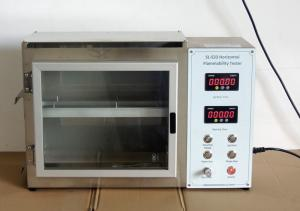 Wholesale Flammability Testing Equipment FMVSS 302 Horizontal Flammability Tester from china suppliers