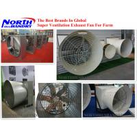 Layers cage Stainless steel exhaust fan Manufactures