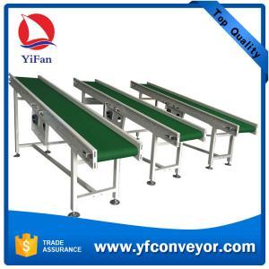 Wholesale Portable Aluminum PVC Belt Conveyor,Industrial Conveyor Belt from china suppliers