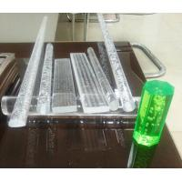 Buy cheap High production capacity PMMA acrylic rod plastic extruding making machinery from wholesalers