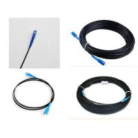 SC fiber optic cable