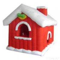Wholesale 2011 Inflatable Christamas House from china suppliers