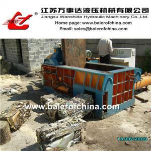 China Hydraulic Metal Baler company on sale