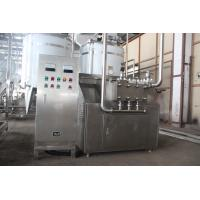 Stainless Steel Dairy Processing Plant Milk Homogenizer Machine Manufactures