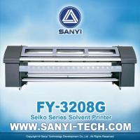 Buy cheap FY-3208G Seiko Large Format Solvent Plotter(Banner Printer) from wholesalers