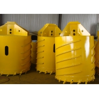 Buy cheap Diameter 1000mm 12pcs Teeth Core Barrel For Foundation Drill from wholesalers