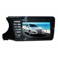Buy cheap In car audio car radio entertainment system with gps bluetooth for honda city from wholesalers