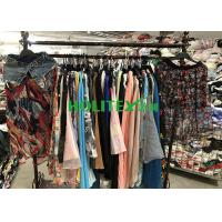 Buy cheap Second Hand Summer Clothes Silk Skirt / British Style Ladies Used Clothing from wholesalers