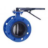 Buy cheap Class 150 - 600 Marine Valve Double Eccentric Butterfly Valve Stainless Steel Disc Materials from wholesalers