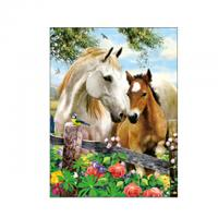 Buy cheap Running Black Horses Image 3D Lenticular Pictures For Advertisement from wholesalers
