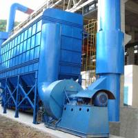 Buy cheap Industrial pulse bag baghouse dust collector from wholesalers