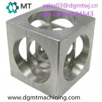 Buy cheap Customized CNC Milling and CNC Lathe Machining Stainless Steel, Aluminum, SWPA and Nylon Parts product