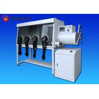 Buy cheap Laboratory Inert Gas Glove Box with 1200*1000*930mm Chamber CE / ISO Approval from wholesalers