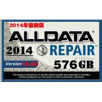 Buy cheap 576G Auto Diagnostics Software HDD For Alldata Mitchell Autodata Sofware 2014Version from wholesalers