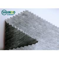 Wholesale Non Woven Fusible Interlining Fabric Double Dot Coating For Men / Women'S Wear from china suppliers